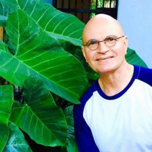 An image is shown of Spiritual Teacher & Master Herbalist Dr. Paul Haider. His advice is featured in Part II of Balanced Achievement's article '6 Spiritual Teachers on America's Divisive Political Climate'.
