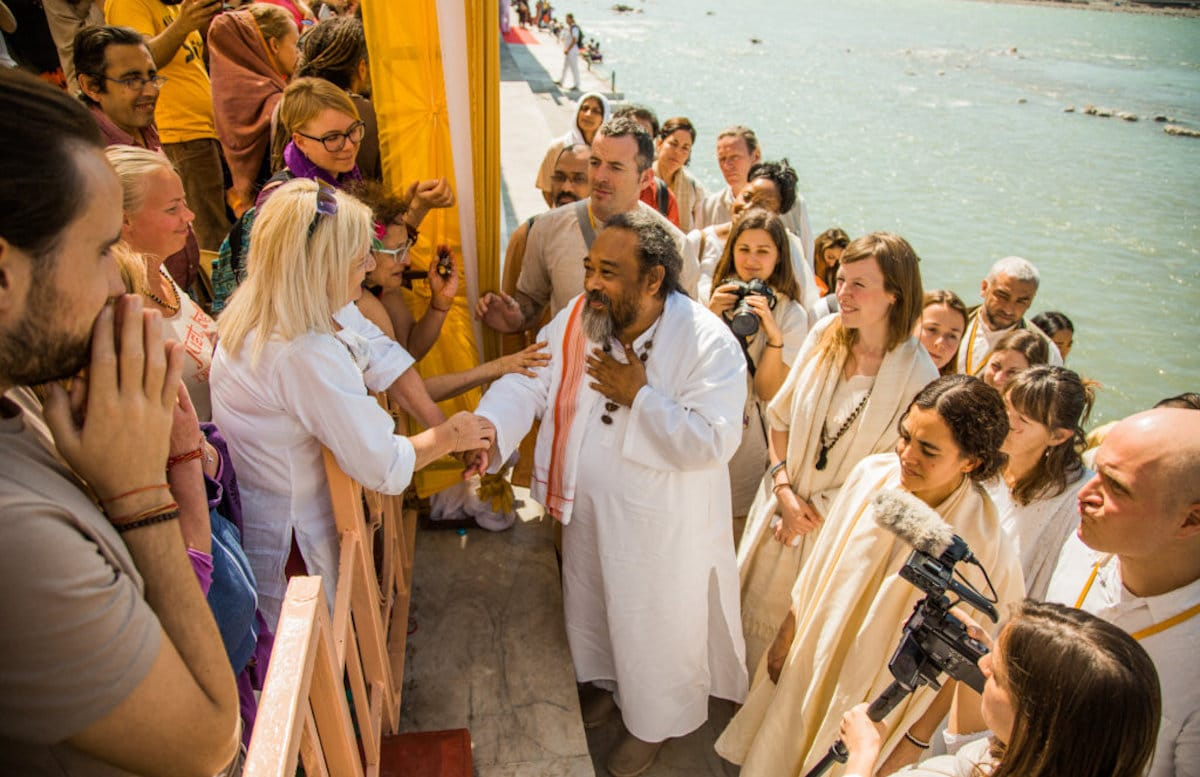 Spiritual Gurus: Mooji | Balanced Achievement